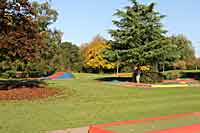 Mundy playcentre at markeaton park in derby
