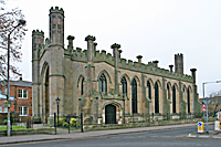 Church of St John The Evangelist  in Derby UK