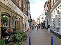 Sadler gate in Derby