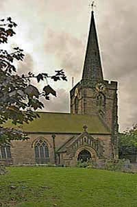 Spondon church