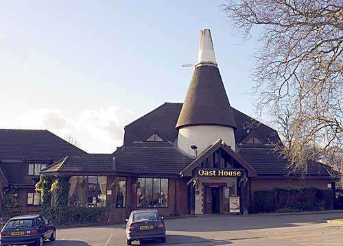 The Oast House in  Derby
